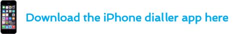 iPhone dialler link
